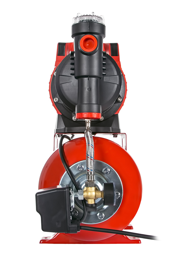 Фото Насосная станция Quattro Elementi Automatico 1101 FL (1100 Вт, 4200 л/ч, для чистой, 45 м, 15,4 кг) {910-232} (4)