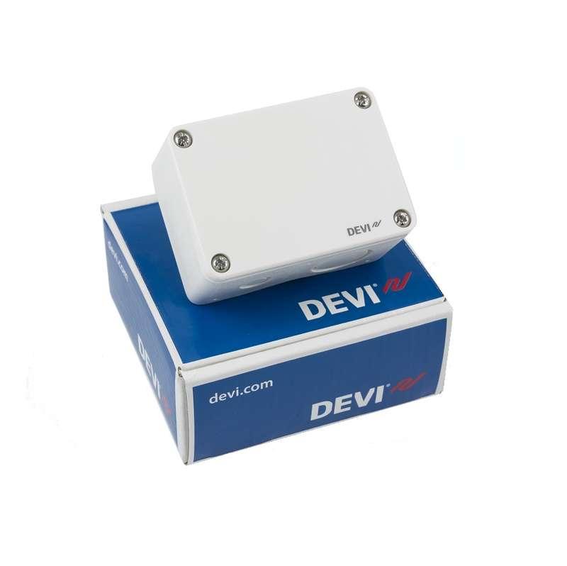 Фото Датчик температуры воздуха выносной для наружной установки IP44 DEVI 140F1096