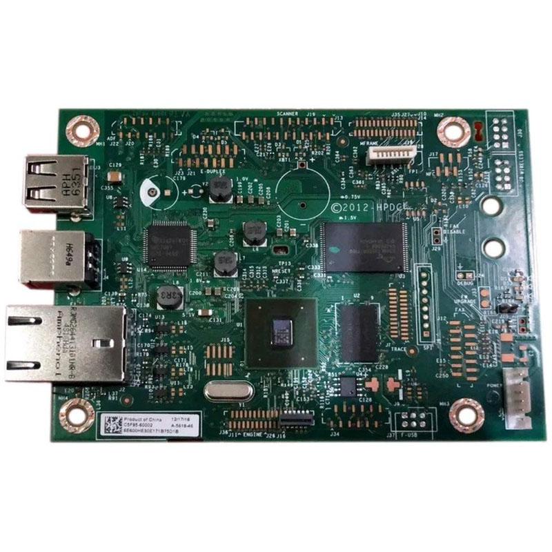 Фото Плата форматера (сетевая, беспроводная) HP LJ M402dw (C5F95-60001/C5F94-60001)
