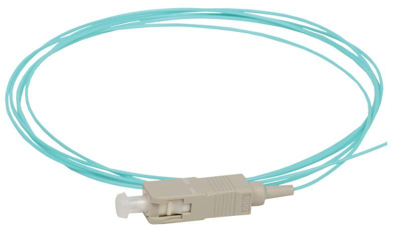 Фото Пигтейл для многомодового кабеля (MM); 50/125 (OM3); SC/UPC; LSZH (дл.1.5м) ITK FPT5003-SCU-C1L-1M5