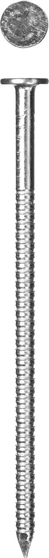 Фото Гвозди ершеные с плоской головкой, оцинкованные, 70 х 4.2 мм, 5 кг, ЗУБР {305200-42-070}