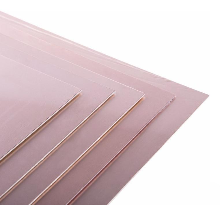 Фото Стеклотекстолит Rexant двухсторонний, 300x400x1.5 мм 35/35 (35 мкм) {09-4078} (3)