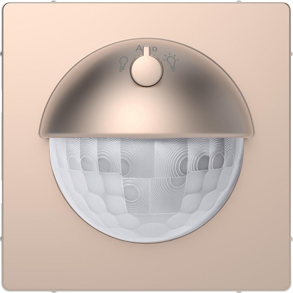 Фото MERTEN D-Life PlusLink датчик движения с выкл. Argus 180 (модуль), шампань, SD {MTN5711-6051}