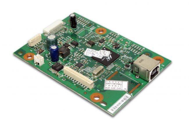 Фото Плата форматера HP LJ Pro M1132 (CE831-60001)