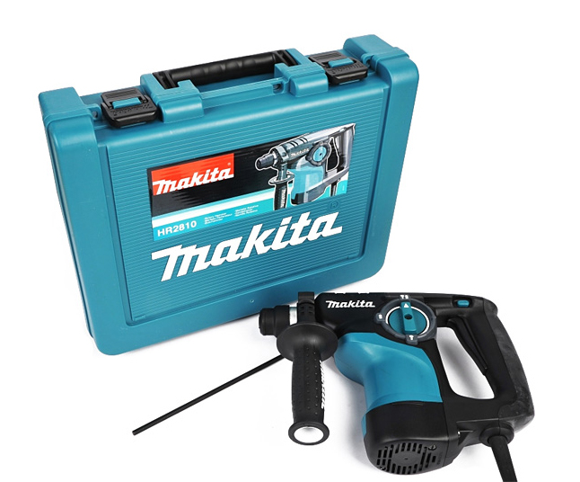 Фото Перфоратор Makita HR-2810 (SDS-Plus) {HR2810} (1)