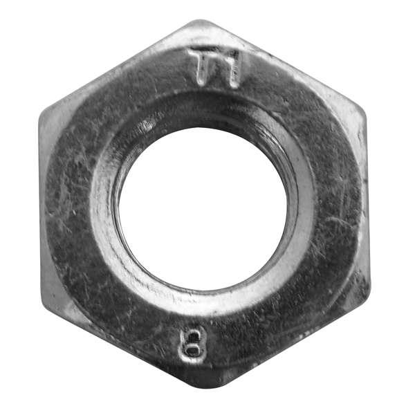 Фото Гайка шестигранная DIN 934 M8 (уп.200шт) HAUPA 792005