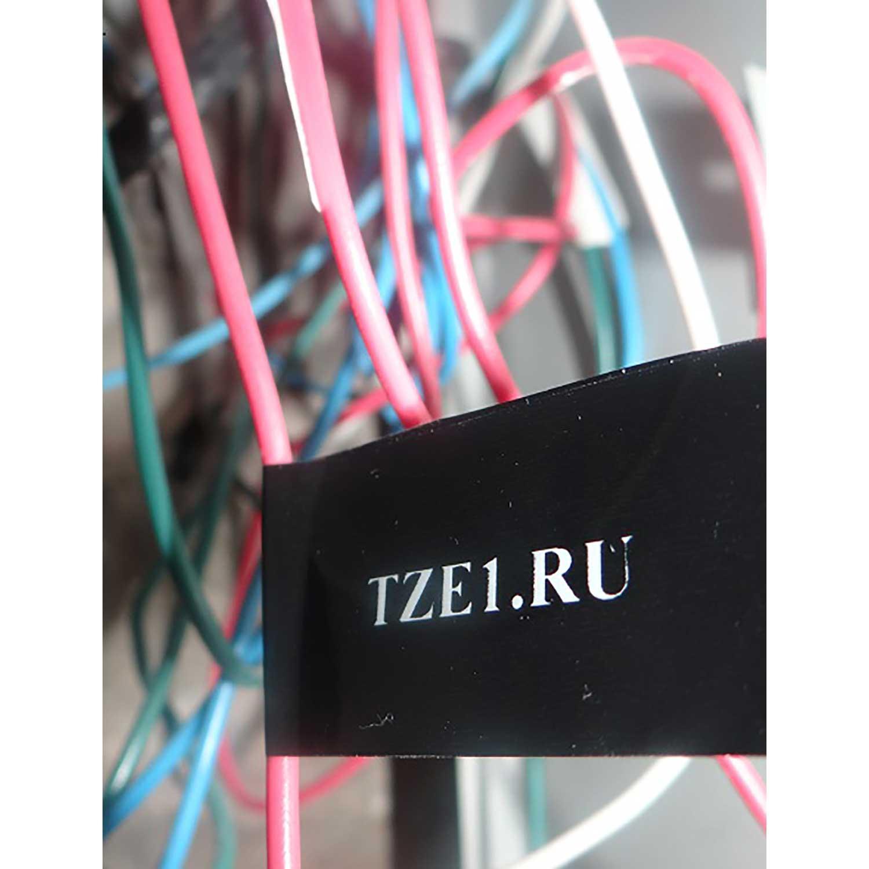 Фото Лента Vell VL-325 (Brother TZE-325, 9 мм, белый на черном) для PT 1010/1280/D200/H105/E100/ D600/E300/2700/ P700/E550/9700 {Vell325} (2)