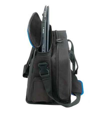Фото Профессиональная комбинированная сумка для хранения и переноски ноутбука и инструментов {klkKL905L} (1)