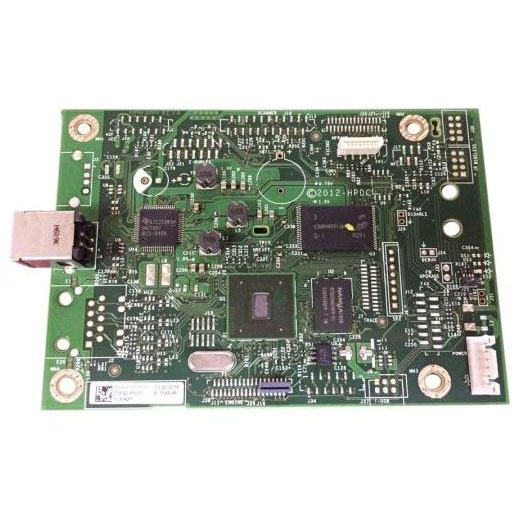 Фото Плата форматера (не сетевая) HP LJ M402d (C5F92-60002/C5F92-60001)