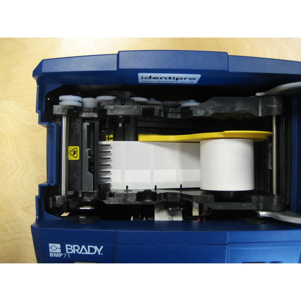 Фото Принтер для печати этикеток Brady BMP71 с ПО WorkStation {brd198644} (2)