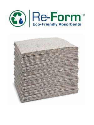 Фото Впитывающие салфетки Re-Form RF100, 38 x 48 см, 151 литр (100 шт.) {spc813938}