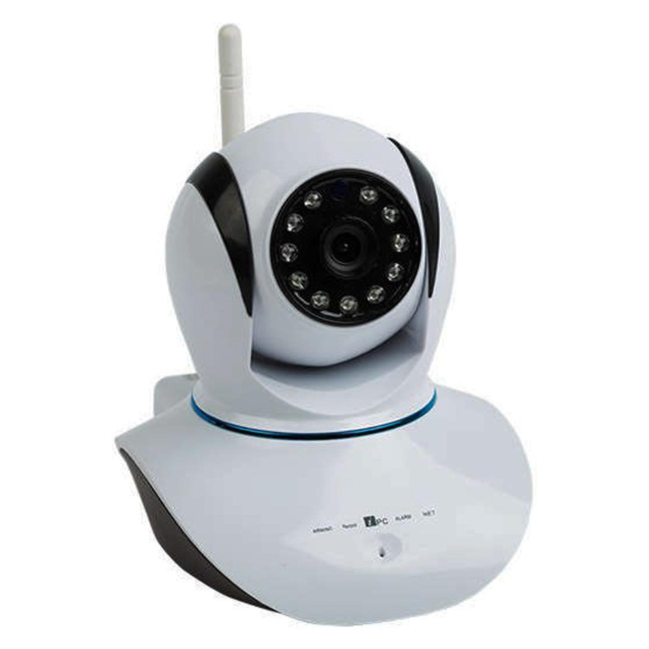 Фото Беспроводная поворотная камера WiFi Smart Rexant 1.0 Мп, (720P), ИК 10 м {45-0275}