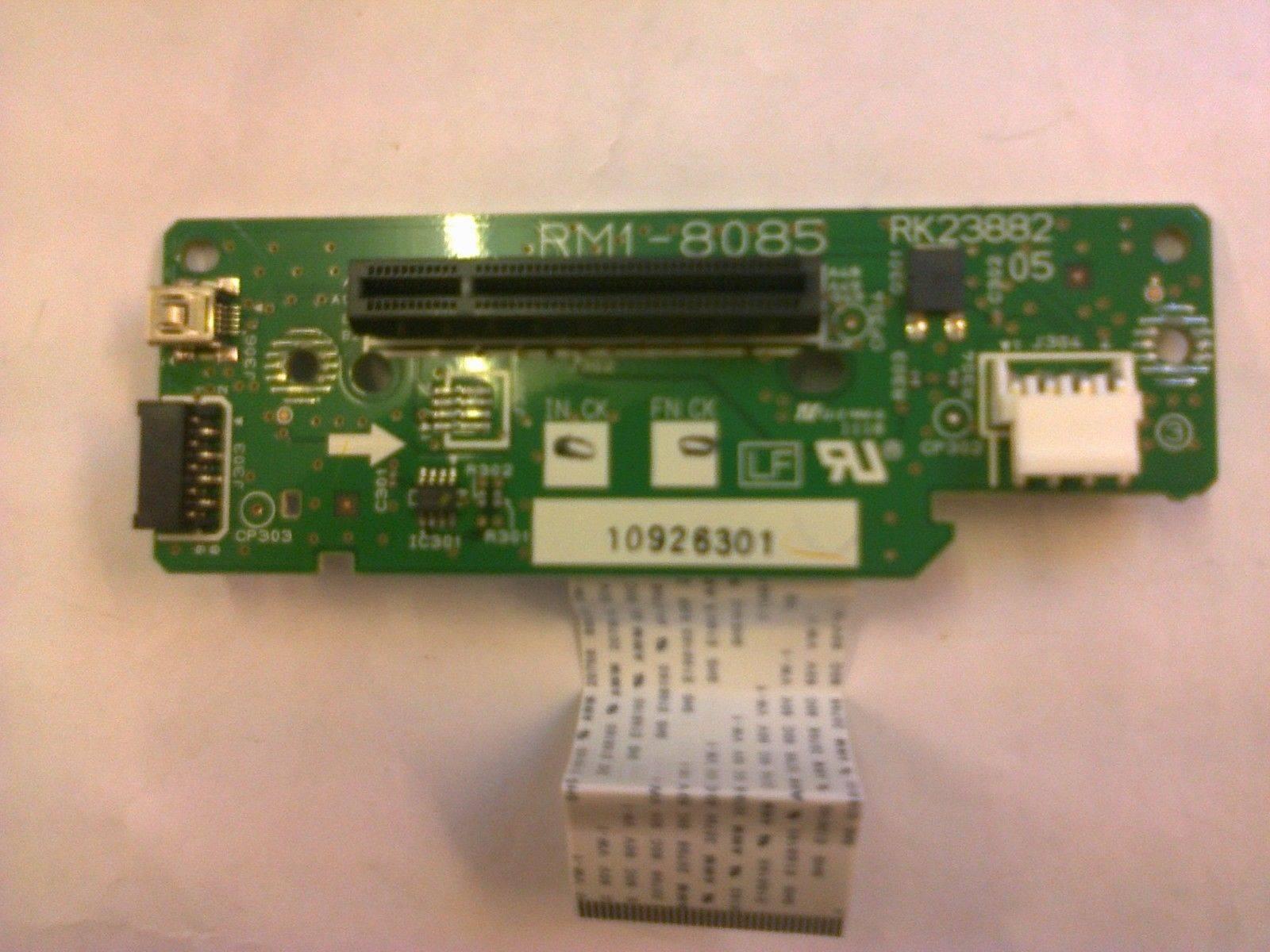 Фото Плата соединения HP CLJ M551, M570, M575 (RM1-8085, RM1-8143, RM1-9235)