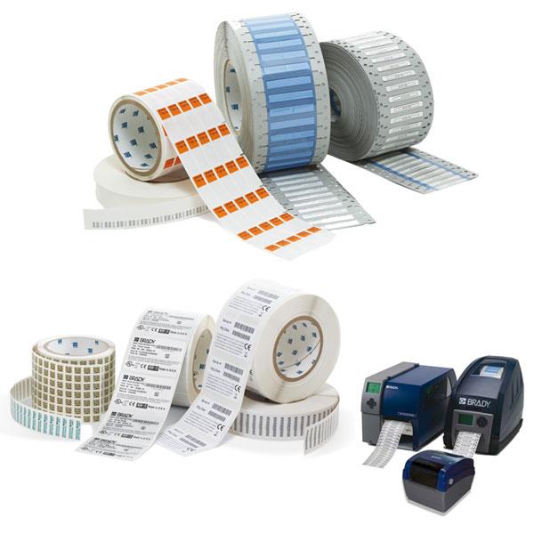 Фото THT-19-480-1 этикетки 1 рулон (76,20 x 50,80 мм) 1000 этикеток в рулоне {brd104193}