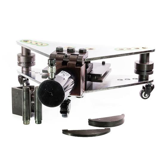 Фото Гидравлический шиногиб ШГР-125 КВТ на ребро {62454} (2)