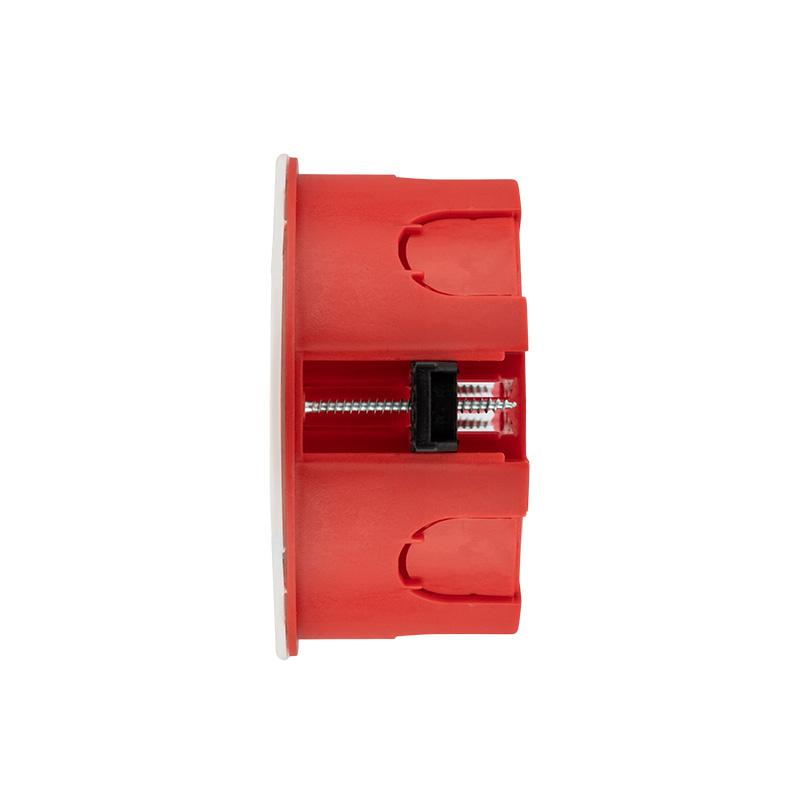 Фото Коробка распаячная Rexant, СУ для полых стен D 80х40 мм {28-3044}  (3)