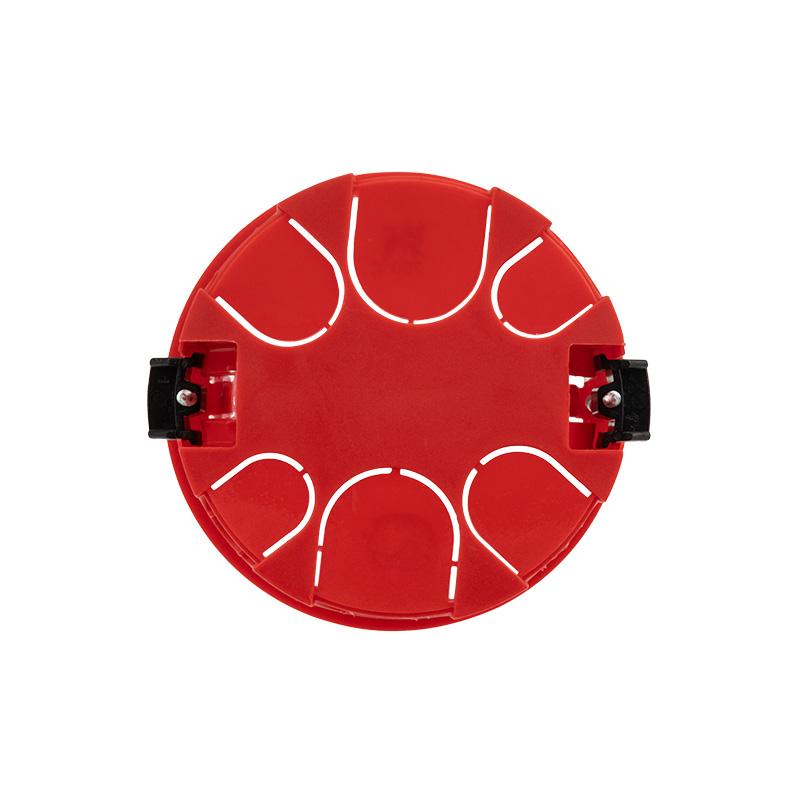Фото Коробка распаячная Rexant, СУ для полых стен D 80х40 мм {28-3044}  (5)
