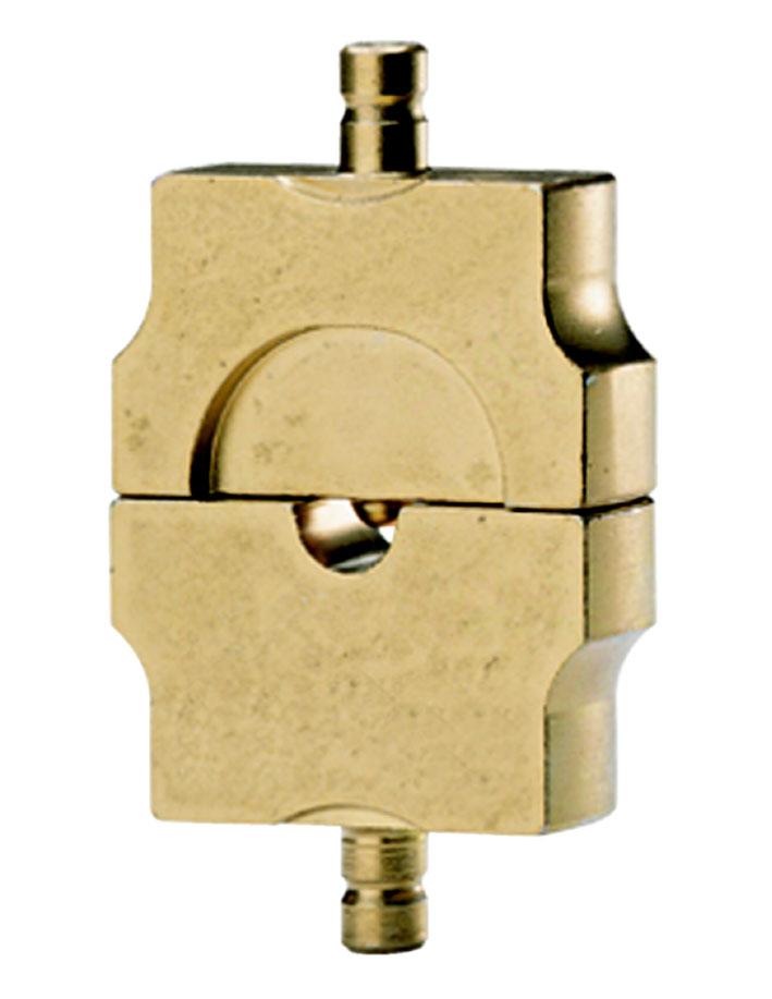 """Фото Матрица серии """"4"""" для наконечников DIN46234 из листовой меди 25 мм² (вдавливание) {klkHQ425}"""
