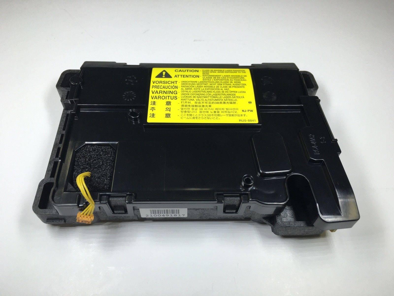Фото Блок лазера HP LJ M402, M426, M501, M506, M526 (RM2-5528, RM2-5525, RM2-5529)