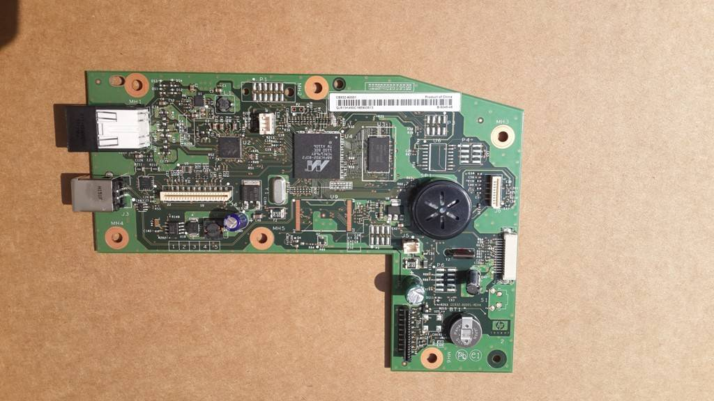 Фото Плата форматера HP LJ M1212nf, M1214nfh (CE832-60001)