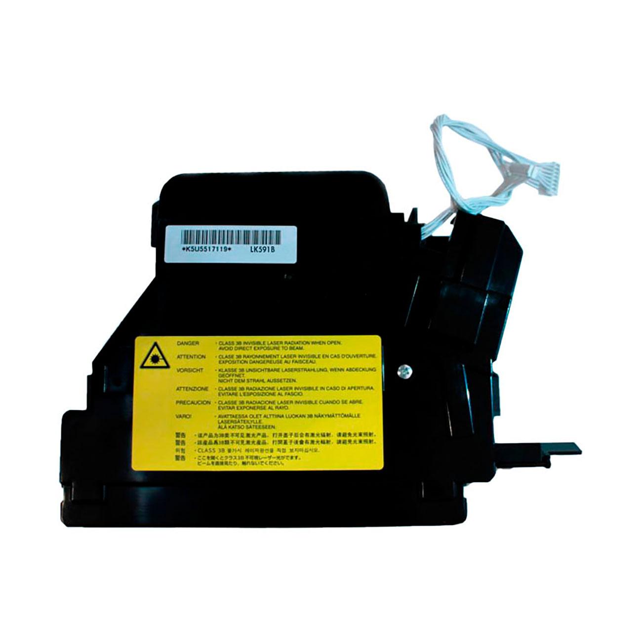 Фото Блок лазера Kyocera LK-591B для Kyocera ECOSYS FS-C5150DN, C5250DN, P6021cdn, P6026cdn {302KT93036}