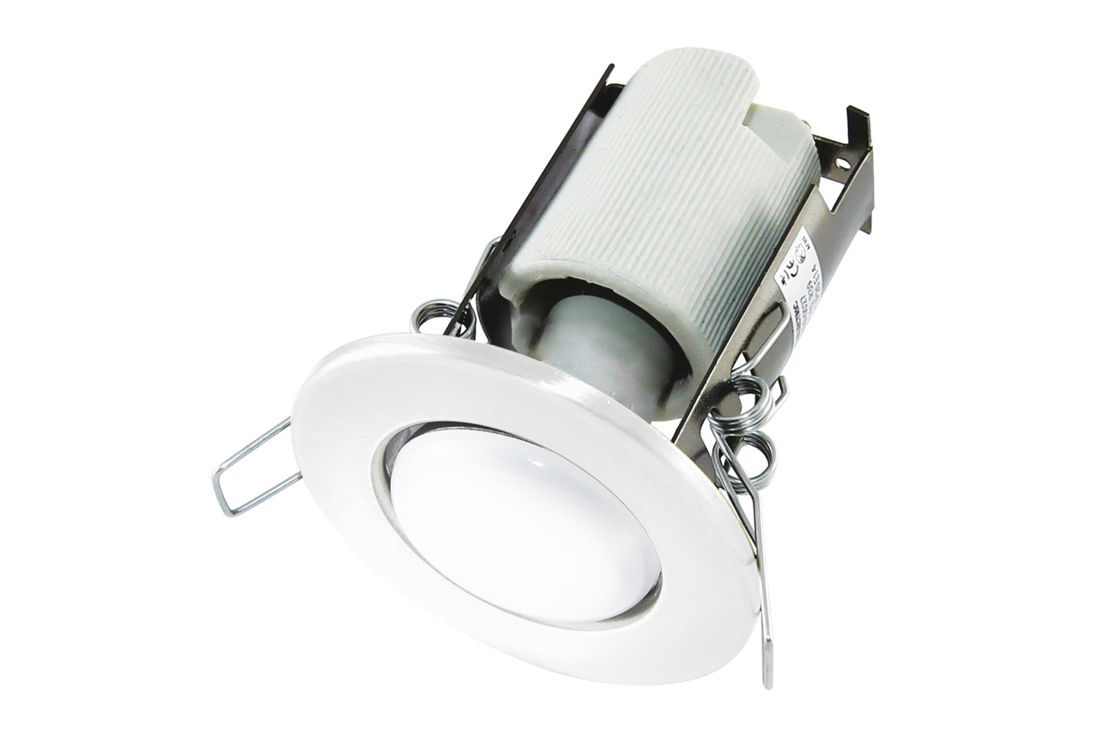Фото Светильник встраиваемый СВ 01-02 R39 40Вт Е14 белый TDM {SQ0359-0026}