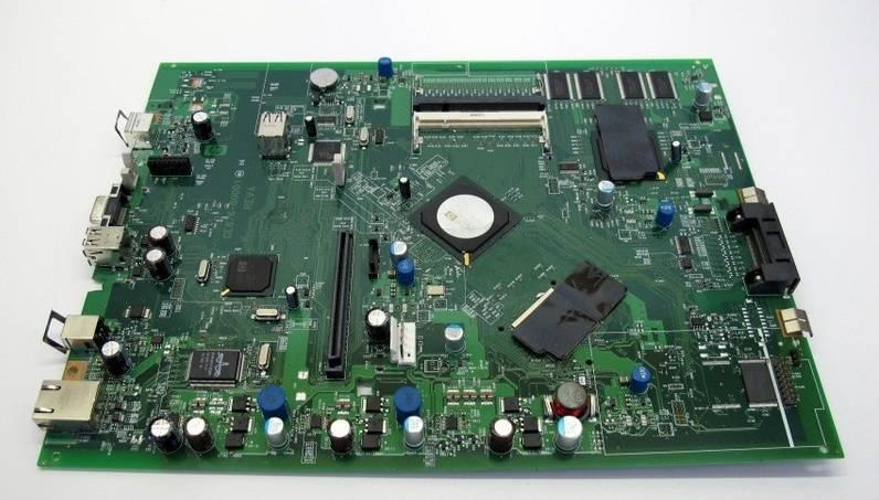 Фото Плата форматера HP CLJ CM6030, 6040 (Q3938-67997, Q3938-67982, Q3938-67977, Q3938-67960, CE878-60001, CE876-80001)