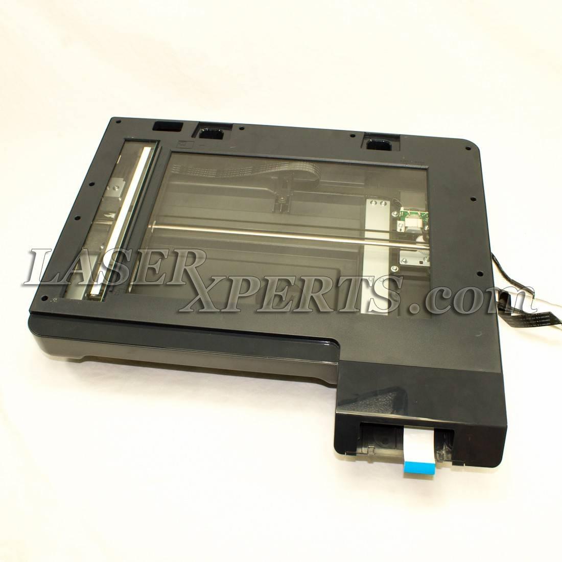 Фото Сканер в сборе (основание) HP LJ M521 (A8P79-65015, A8P79-60121)