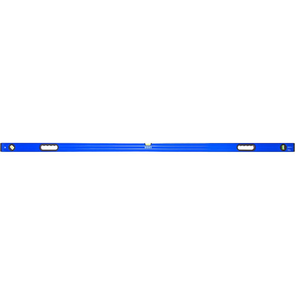 Фото Уровень строительный КОБАЛЬТ Комфорт, 2000 мм, 2 ручки {243-134} (1)