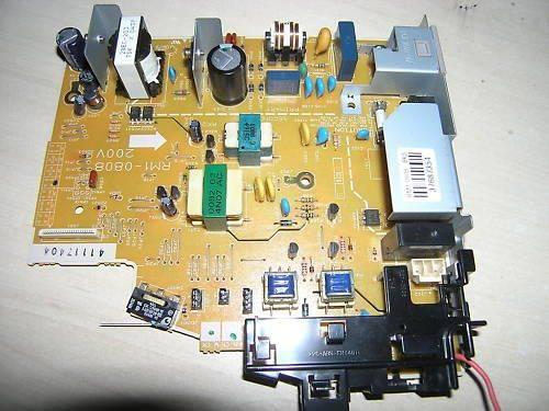 Фото Плата DC-контроллера HP LJ 1010, 1012, 1015, LBP-2900, 3000 (RM1-0808)