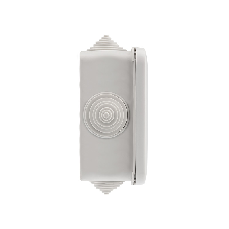 Фото Коробка распаячная Rexant, ОУ 100x100x50 мм, винт IP44, {28-3058} (4)