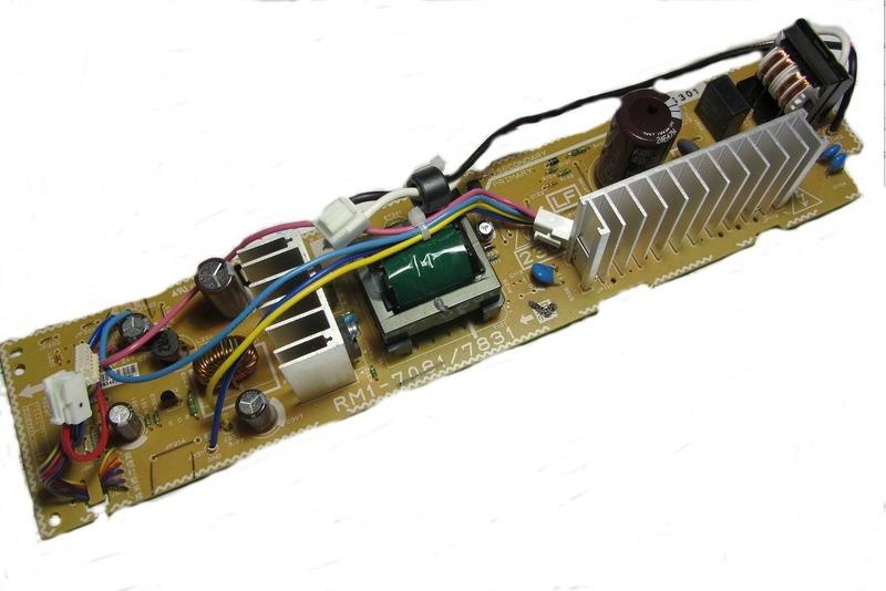 Фото Плата питания низковольтная HP CLJ CP1525/CM1415 (RM1-7081/RM1-7831/RM1-4816) OEM