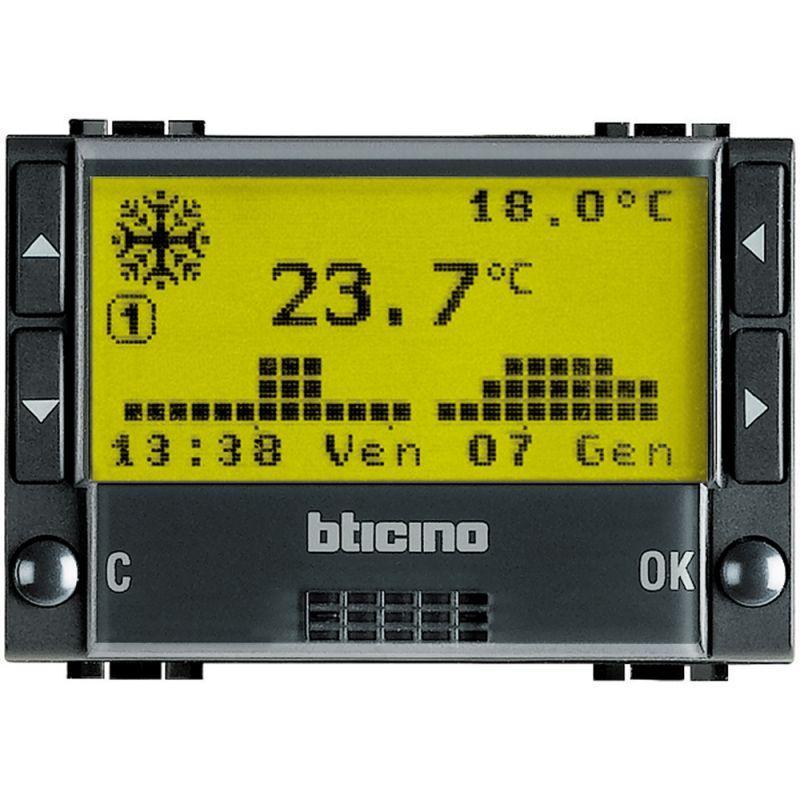 Фото Блок управления контроля темп. 4 зоны Leg BTC L4695