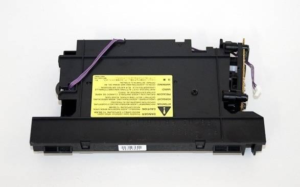 Фото Блок лазера HP LJ 2410, 2420, 2430, P3005, M3027, M3035 {RM1-1521}