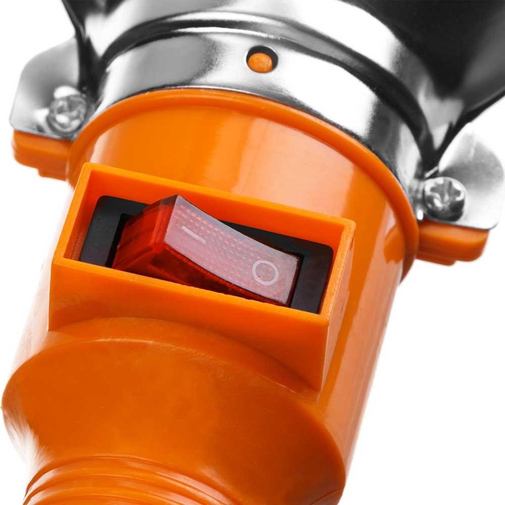 Фото Светильник переносной с выключателем, 5м, 60 Вт/220 В, STAYER {56061} (2)