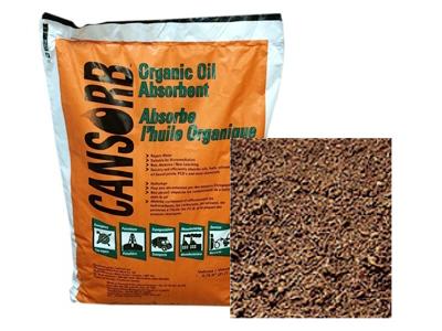 Фото Органический сыпучий сорбент Cansorb CS-CB18, 67 литров (8 кг) {spc813802}