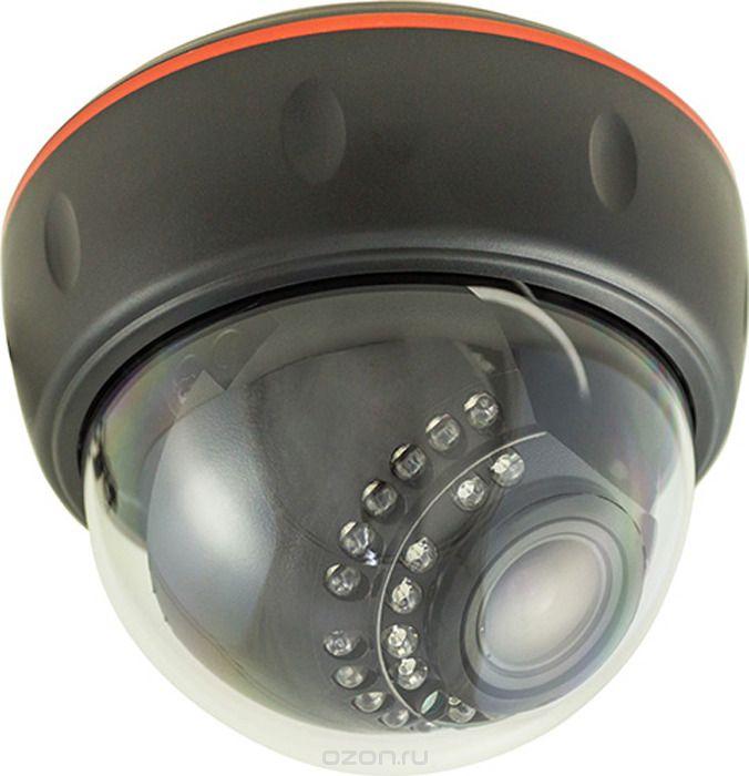 Фото Купольная камера IP Rexant 2.1 Мп Full HD (1080P), ИК до 30 м, PoE + Звук {45-0272}