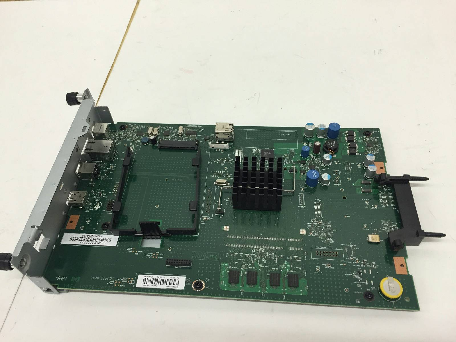 Фото Плата форматера HP CLJ M775 (CC522-67945, CC522-67933, CC522-67901, CE396-60001)
