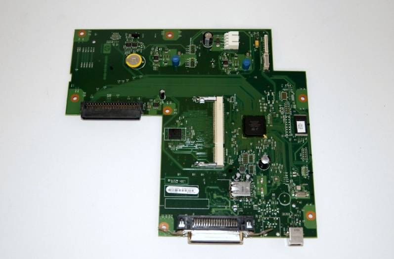 Фото Плата форматера (не сетевая) HP LJ P3005, 3005d (Q7847-61006, Q7847-61004, Q7847-61003, Q7847-61002)