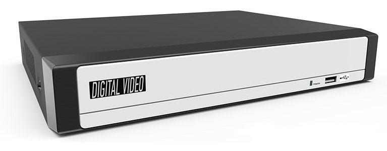 Фото Видеорегистратор гибридный 16-ти канальный AHD-H/ AHD-M/ 960H/ IP (без HDD) {45-0175}