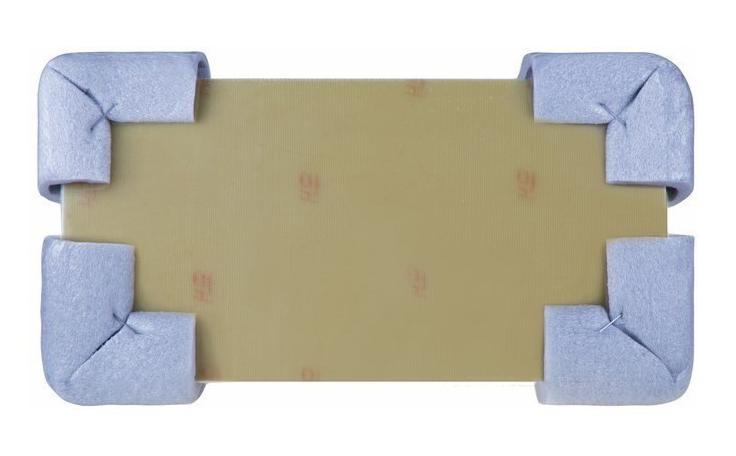 Фото Стеклотекстолит Rexant односторонний, 100x200x1.5 мм 35/00 (35 мкм) {09-4045} (4)