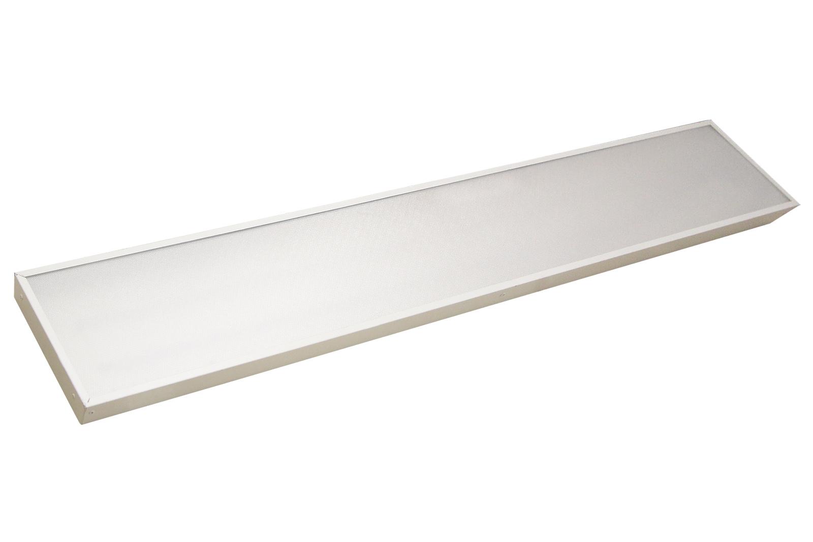"""Фото Светодиодный светильник """"Призма"""" LED 1200 4000лм 40Вт 6000К TDM {SQ0329-1036}"""