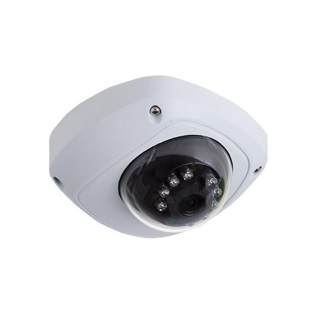 Фото Купольная уличная камера IP Rexant 1.0 Мп (720P), ИК до 10 м {45-0156}