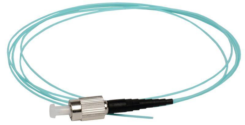 Фото Пигтейл для многомодового кабеля (MM); 50/125 (OM3); FC/UPC; LSZH (дл.1.5м) ITK FPT5003-FCU-C1L-1M5