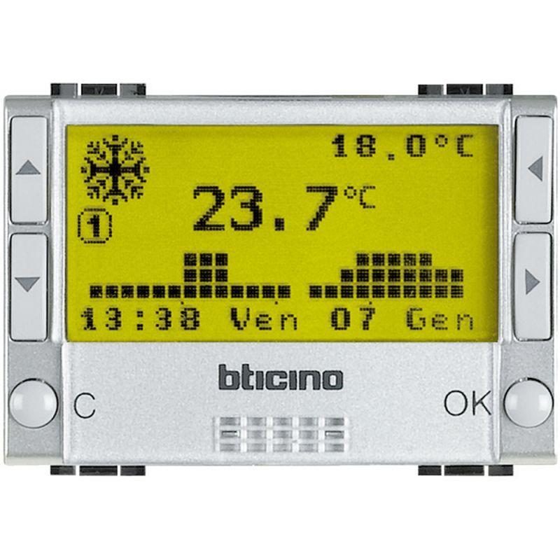 Фото Блок управления контроля темп. 4 зоны Leg BTC NT4695