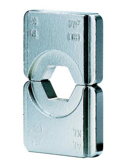 """Фото Матрица серии """"5"""" для алюминиевых наконечников 150 мм² (шестигранник) {klkHA5150}"""