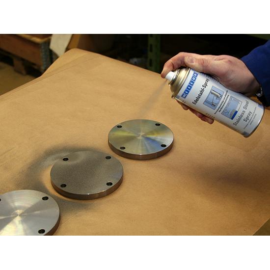 Фото Защитное покрытие Weicon Stainless Steel, нержавеющая сталь (400 мл) {wcn11100400} (1)
