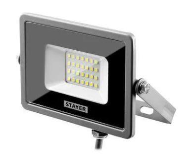 Фото STAYER LED-Pro 20 Вт прожектор светодиодный {57131-20}