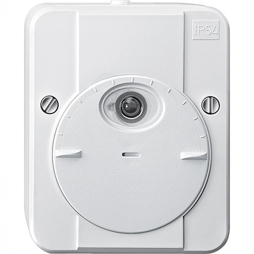 Фото MERTEN сумеречный выключатель ARGUS, белый {MTN544819}