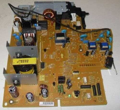 Фото Плата DC-контроллера HP LJ P1566, P1606 (RM1-7616)